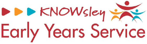 Knowsley Early Years Logo